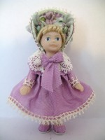 Shabby Chic Toy Doll Kit