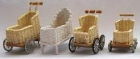 Toy Prams & Cribs