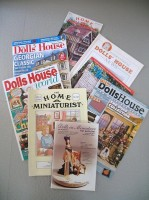 My ENTIRE Doll's House Magazine Collection!