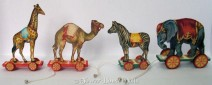 Vintage Litho Toys Kit