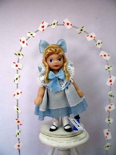 Alice in Wonderland Doll KIT - LAST ONE! - Click Image to Close