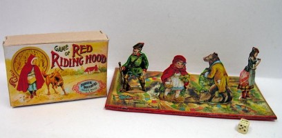 Red Riding Hood Board Game Kit