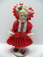 Holly Toy Doll